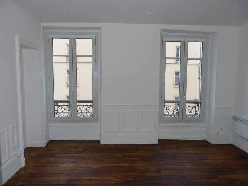 Rental apartment Versailles 1215€ CC - Picture 1