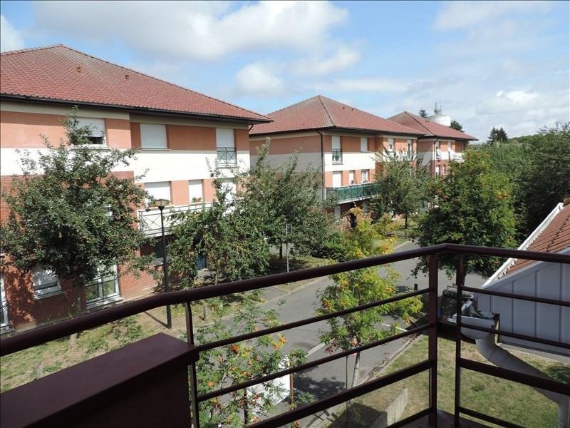 Vente appartement Beaurains 123000€ - Photo 1