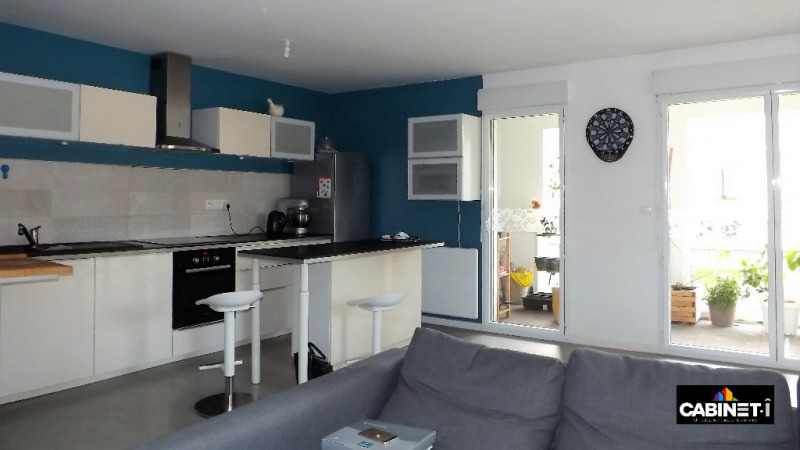Sale apartment Nantes 218 900€ - Picture 1