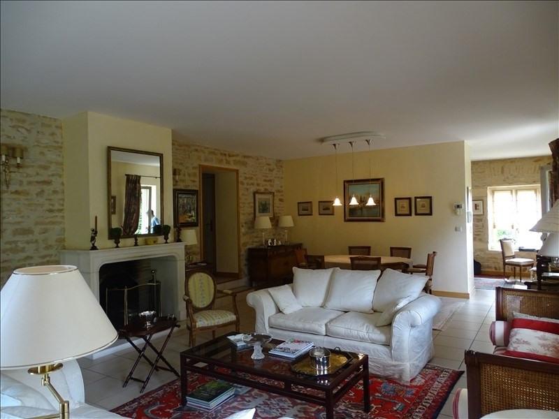 Vente de prestige maison / villa Pommiers 580000€ - Photo 5