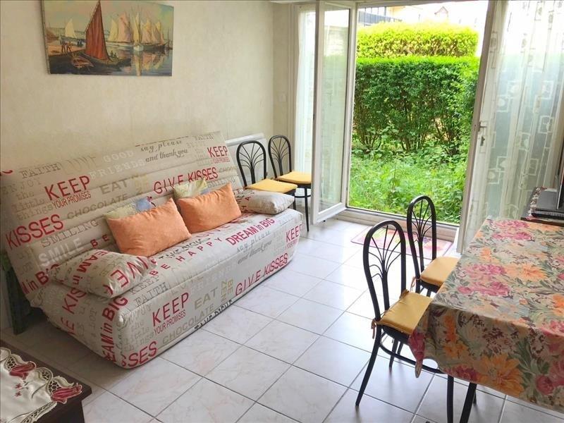 Venta  apartamento Villers-sur-mer 97000€ - Fotografía 1