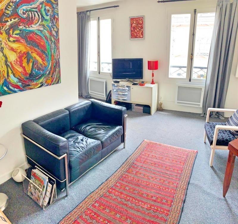 Vente appartement Paris 11ème 477000€ - Photo 2