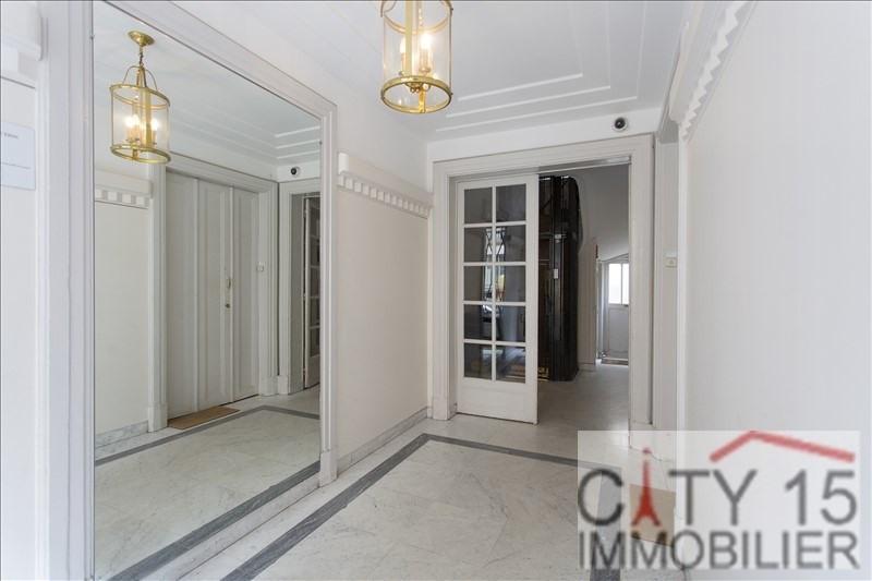 Sale apartment Paris 15ème 750000€ - Picture 10