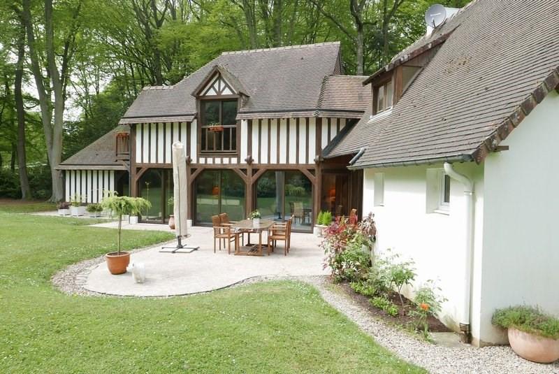 Revenda residencial de prestígio casa Pont l eveque 574750€ - Fotografia 16