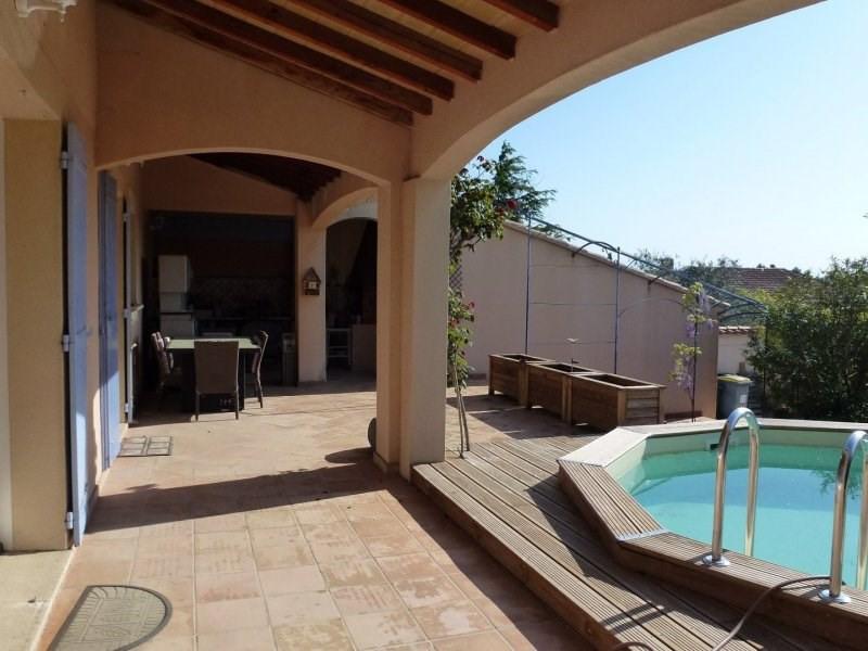 Vente maison / villa Villeneuve les avignon 378000€ - Photo 3