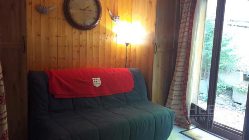 Appartement à vendre de type studio à Saint gervais mont blanc