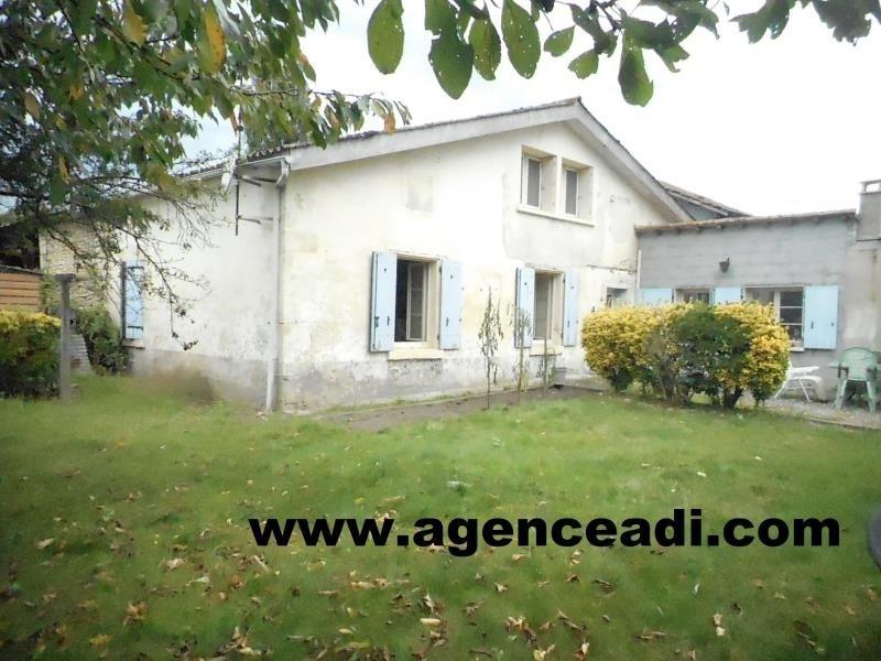 Vente maison / villa La mothe st heray 80000€ - Photo 1