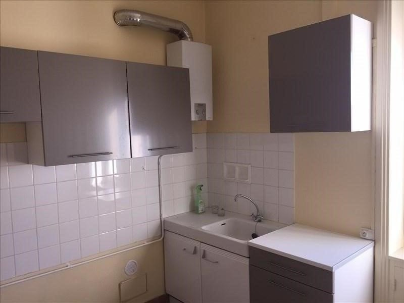 Location appartement Roanne 225€ CC - Photo 1