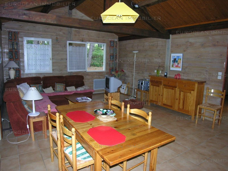 Vacation rental house / villa Lacanau-ocean 1 072€ - Picture 3