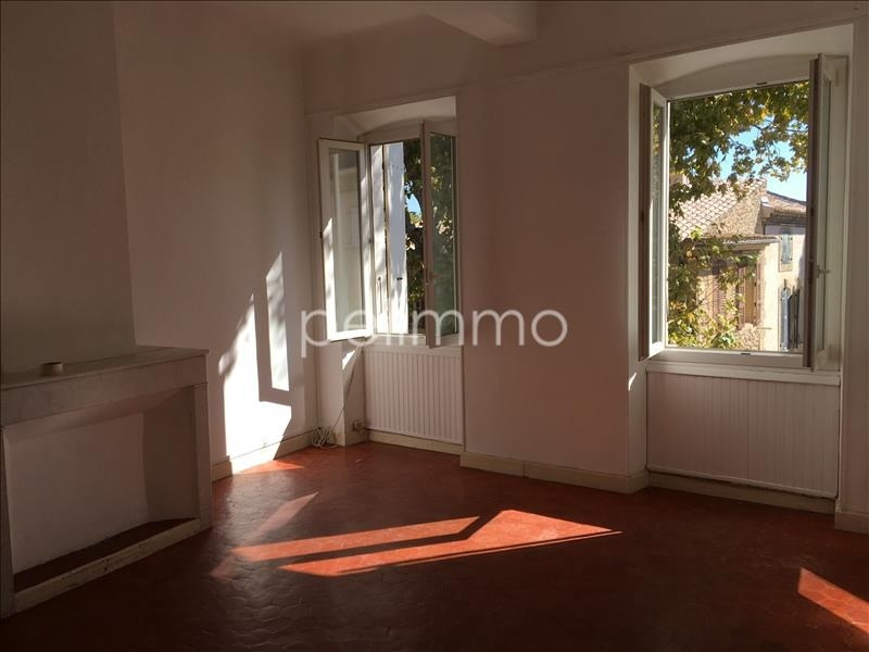 Rental apartment Pelissanne 539€ CC - Picture 1
