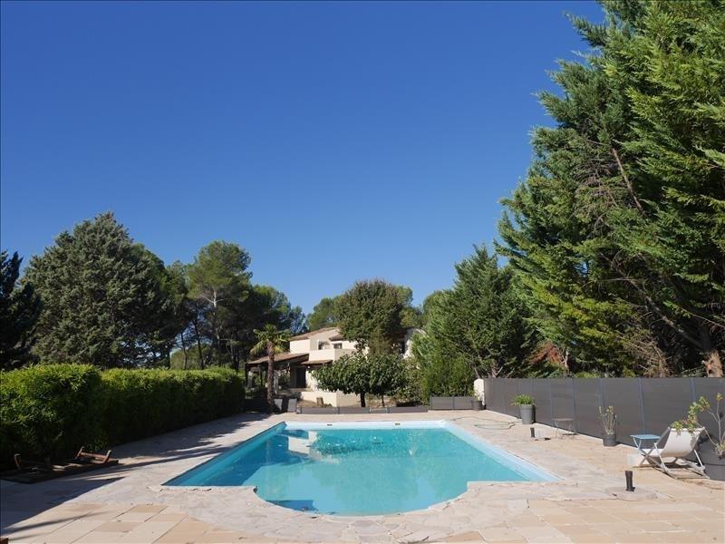 Vente de prestige maison / villa Rousset 566000€ - Photo 5