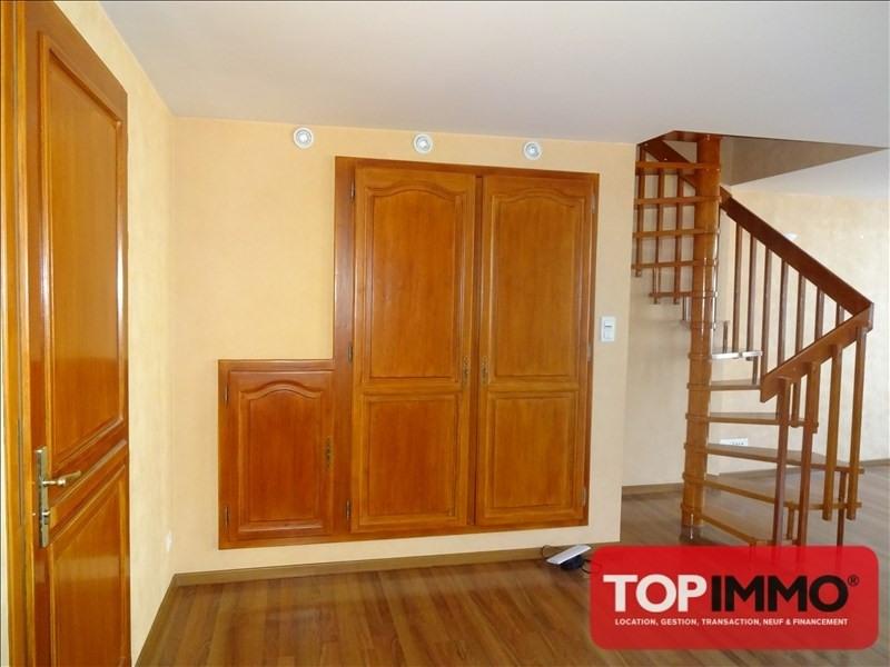 Rental apartment Bruyeres 545€ CC - Picture 2