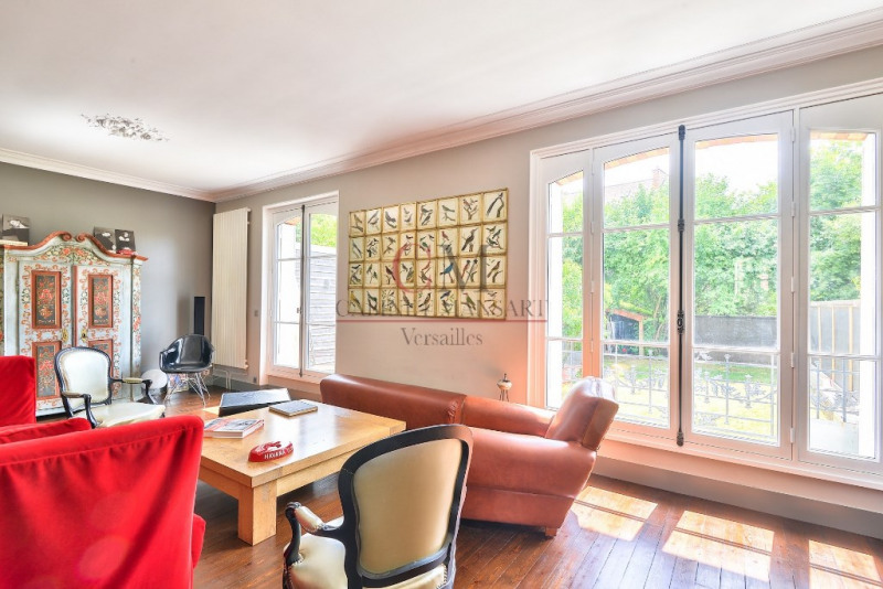 Venta de prestigio  casa Le chesnay 1417500€ - Fotografía 1