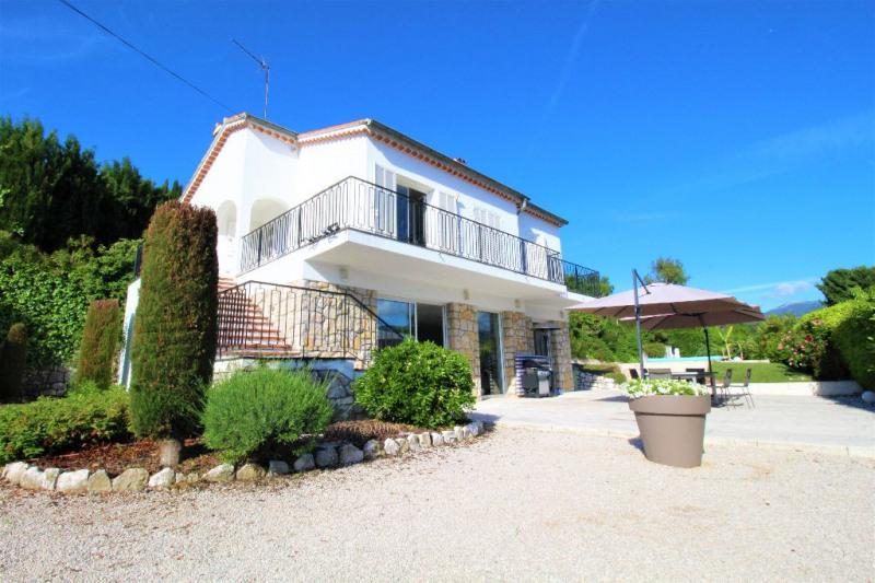 Deluxe sale house / villa Vence 739000€ - Picture 1