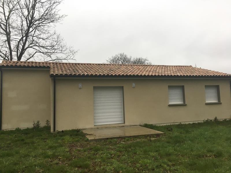 Vente maison / villa Vensac 167500€ - Photo 1