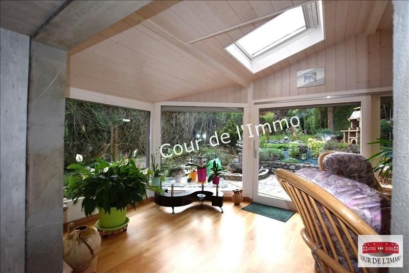 Vente de prestige maison / villa Viuz en sallaz 595000€ - Photo 7