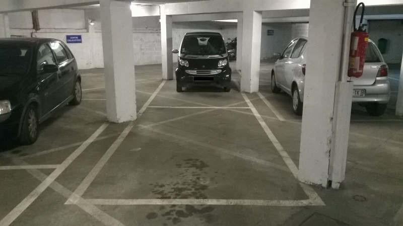 Location parking Bordeaux 135€ CC - Photo 1