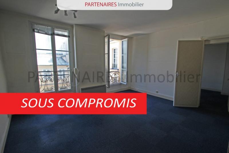 Sale apartment Versailles 315000€ - Picture 2