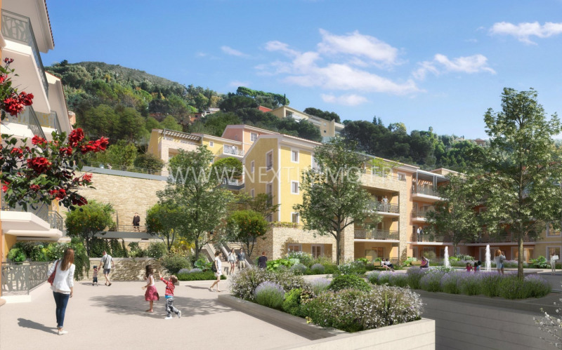 Sale apartment Menton 264 000€ - Picture 1