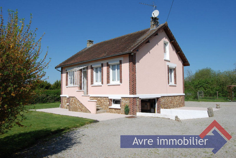 Sale house / villa Verneuil d avre et d iton 149500€ - Picture 1