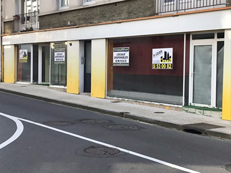 Location local commercial Quimper 1200€ HC - Photo 1