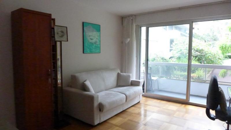 Verhuren  appartement Paris 15ème 1050€ CC - Foto 7