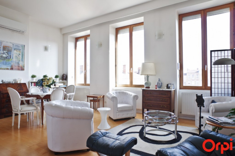 Lyon 6ème Masséna T3 + bureau de 112 m²