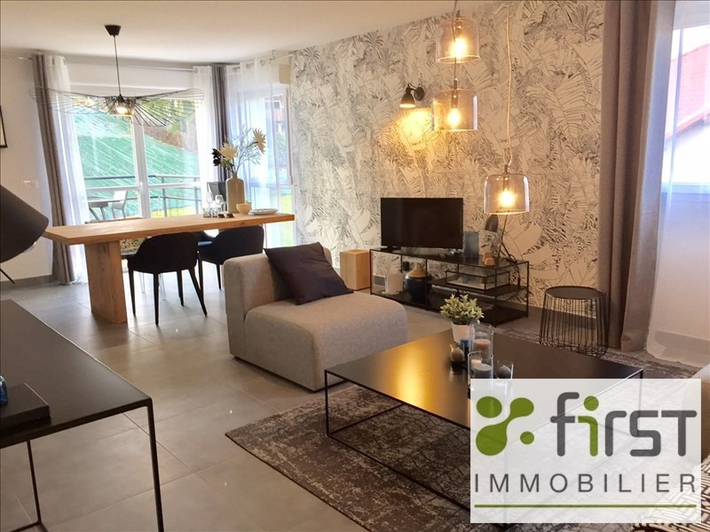 Vendita casa Lovagny 350500€ - Fotografia 5
