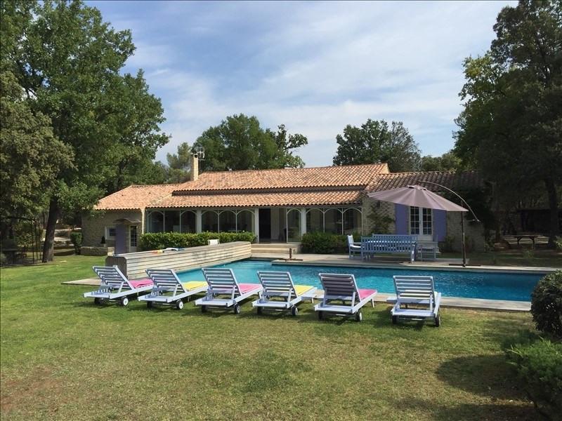 Deluxe sale house / villa Jouques 1300000€ - Picture 1