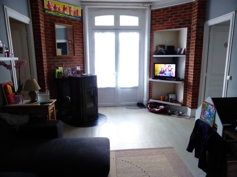 Sale apartment Crepy en valois 145000€ - Picture 1