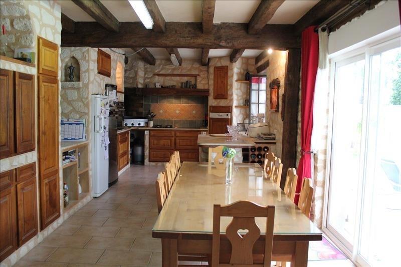 Vente de prestige maison / villa St julien l ars 420000€ - Photo 2