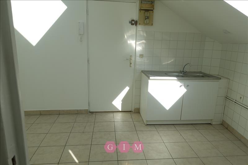 Rental apartment Parmain 428€ CC - Picture 2