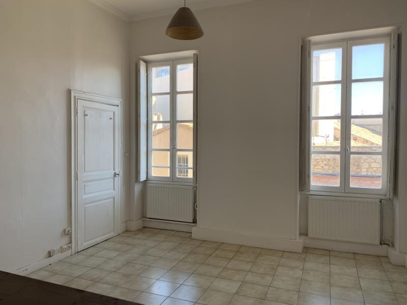 Rental apartment Nimes 508€ CC - Picture 1