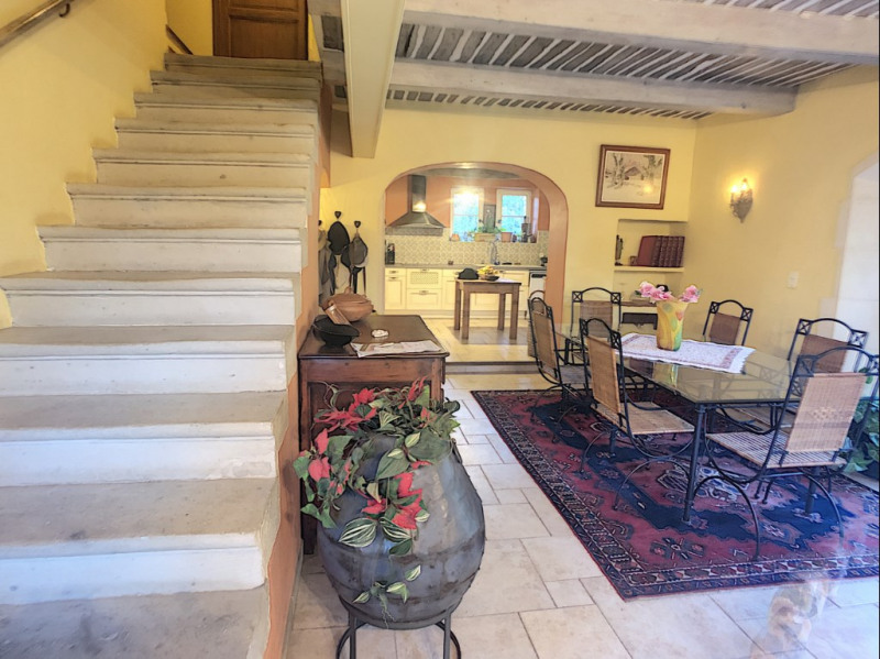 Deluxe sale house / villa Plan d'orgon 850000€ - Picture 4