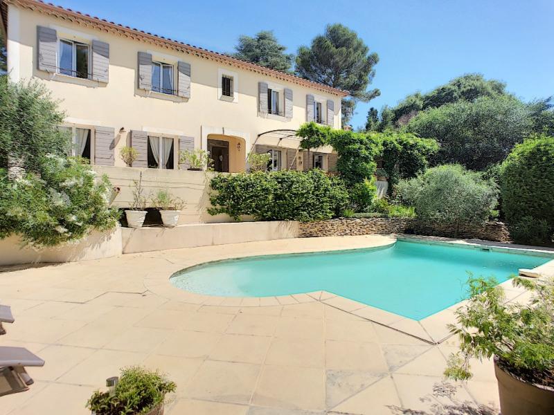 Vente de prestige maison / villa Villeneuve les avignon 599000€ - Photo 1