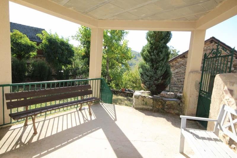 Vente maison / villa Najac 168000€ - Photo 9