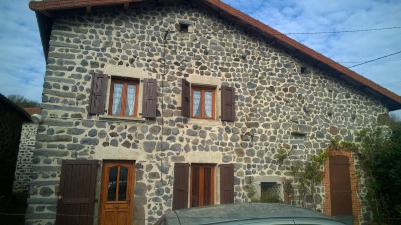 Vente maison / villa Coubon 113 000€ - Photo 1