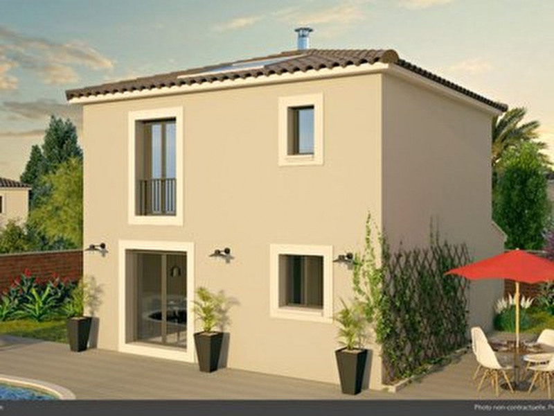 Vente maison / villa Bouillargues 295 600€ - Photo 1
