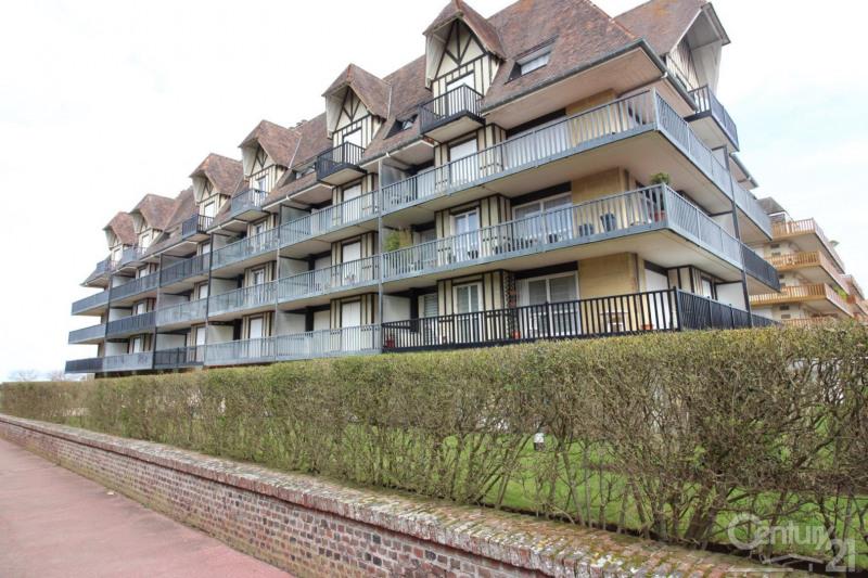 Verkoop  appartement Deauville 129000€ - Foto 1