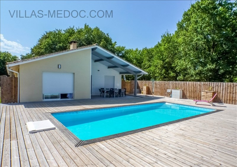 Vente maison / villa Vensac 242 000€ - Photo 2