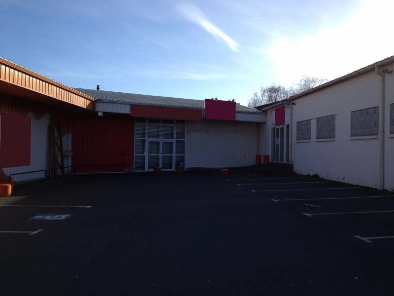Location local commercial La seguiniere 1 500€ HT/HC - Photo 2