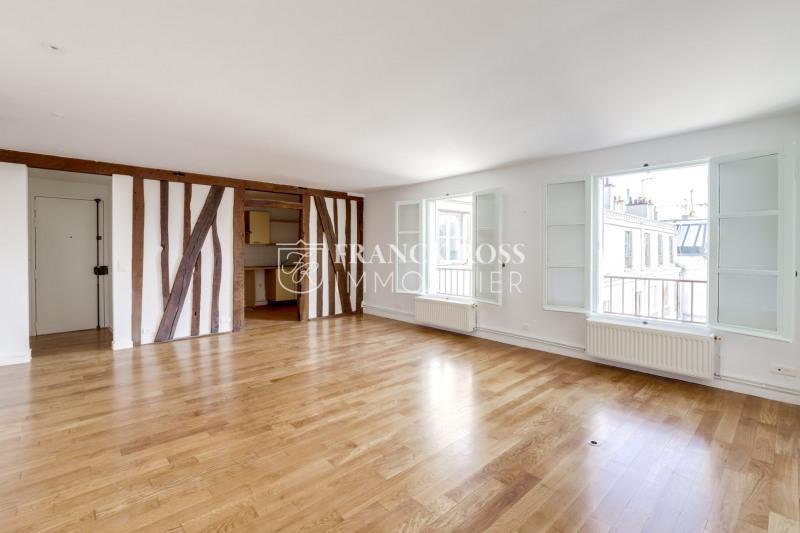 Rental apartment Paris 4ème 2150€ CC - Picture 5