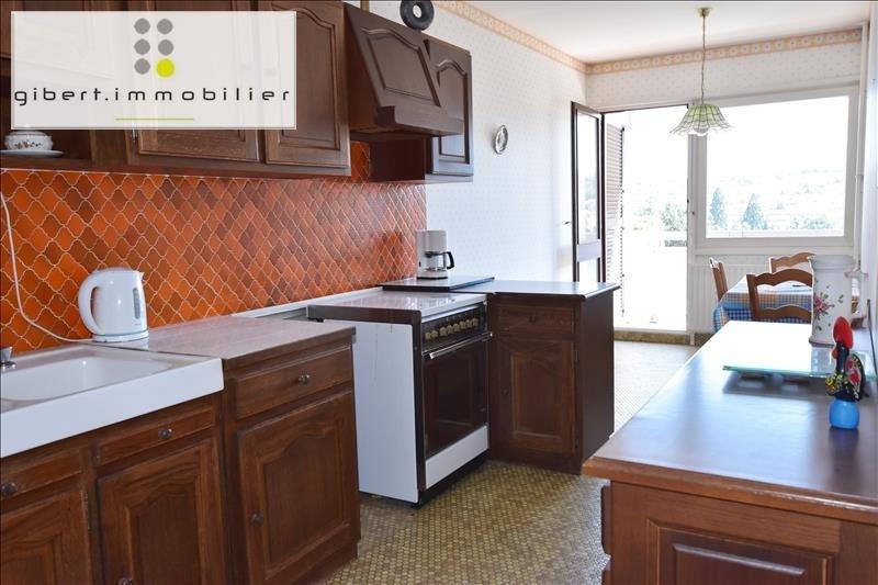 Sale apartment Le puy en velay 111700€ - Picture 3