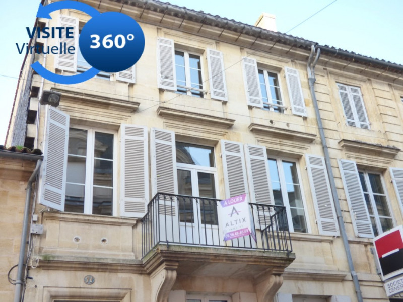 Rental apartment Libourne 1 195€ CC - Picture 1