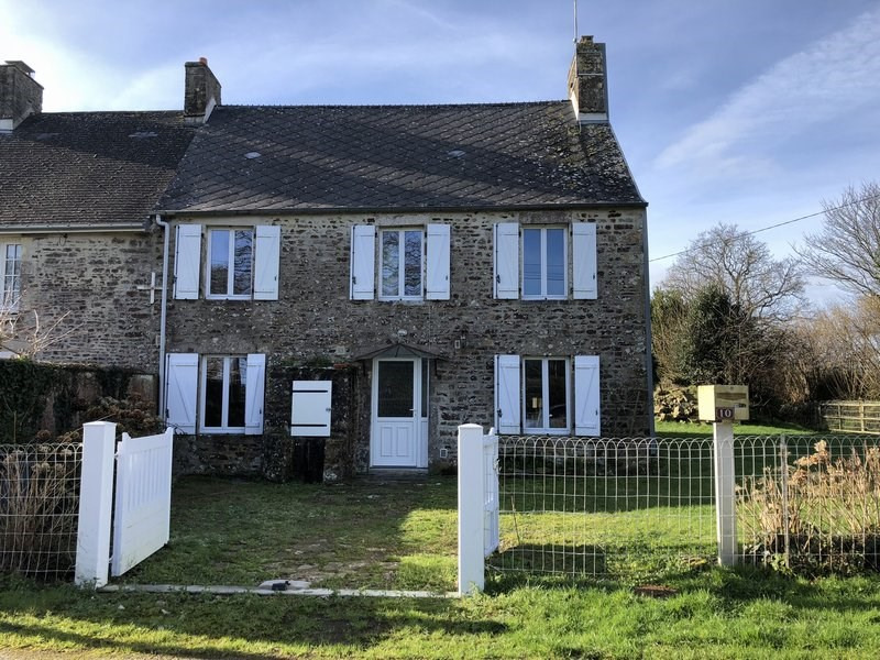 Revenda casa La haye d'ectot 149500€ - Fotografia 1