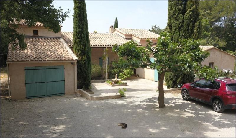 Vente maison / villa Eguilles 867000€ - Photo 3