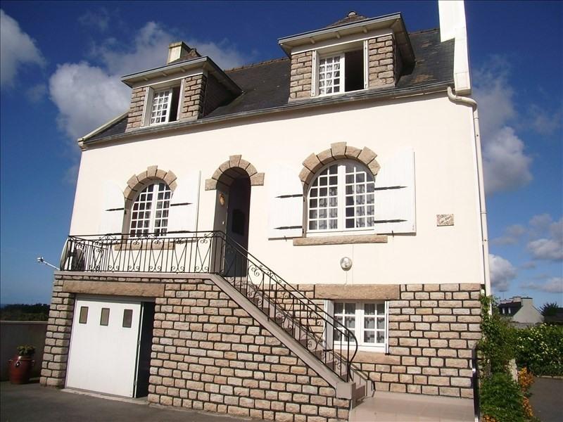 Vente maison / villa Plouhinec 208400€ - Photo 1