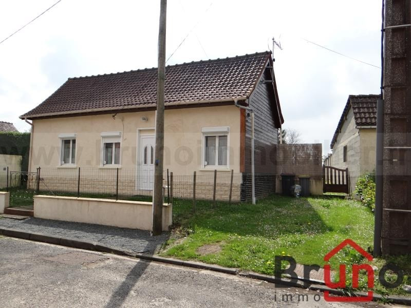 Vente maison / villa Estrees les crecy 132 000€ - Photo 3