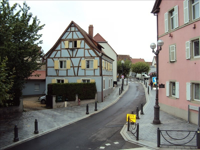 Vente appartement Riedisheim 234 000€ - Photo 1