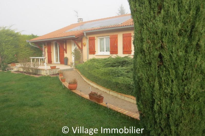 Vente maison / villa Anthon 375000€ - Photo 1